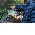 MICHELIN ZEN@TERRA - Protège les sols et simplifie le quotidien avec l'ajustement automatique des pressions en « 2 clics », en roulant.