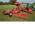 GreenMaster - Idéal pour vos prairies : niveler, herse, semer et rouler en un seul passage jusqu'à 12m!