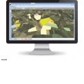 Geofolia - Gestion parcellaire (sur PC, tablette, Smartphone, console tracteur) avec guidage, carnet de plaine et cartographie 3D