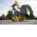 Balayeuses HD-760, HD-620, TURF, AGRO