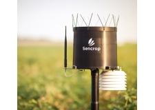 SENCROP - Station agro-météo professionnelle connectée à vos parcelles