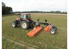 Broyeur PERFECT RX-620 - PERFECT RX-620 : broyeurs renforcés, modèle trainé pour une excellente efficacité. Largeur de travail 6.2 m.<br /><br /> Très grande capacité.<br /><br /> Pour tracteurs à partir de 150CV!
