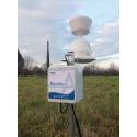 AQUALIS SMART AQUAFOX - Capteurs irrigation et météo connectés au réseau Sigfox : Pluviomètre Thermomètre Irrigation Agriculture Espaces Verts