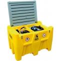 CARRYTANK 400+50 - Cuve combinée pour le transport de gasoil(400 litres) et d'urée(50 litres)
