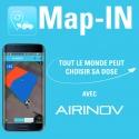 Map-IN - Application pour faire ses premiers pas vers la modulation avec son smartphone.