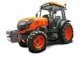 Tracteur M5001 Etroit - Série M-5 « Vigne & Verger » : Nouvelles motorisations & transmissions (norme anti-pollution Stage 3B) ; capacités hydrauliques en hausse, ergonomie revue … une toute nouvelle gamme de 73 à 105 ch, fiable et performante.