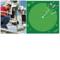 Drop Span Zimmatic 9500DS - Permet d'arroser plus de surface dans une parcelle comportant des obstacles inamovibles sur l'extérieur du cercle du pivot