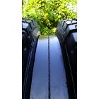 Anneau de jumelage - Il permet d'éviter l'intrusion entre les roues d'objets pouvant détériorer les flancs des pneus sans restreindre leurs flexions/Auto-nettoyage assuré.