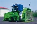 Silo-presse (appelée aussi boudineuse) - La silo-presse peut stocker toutes les récoltes à la ferme, en préservant qualité et traçabilité.