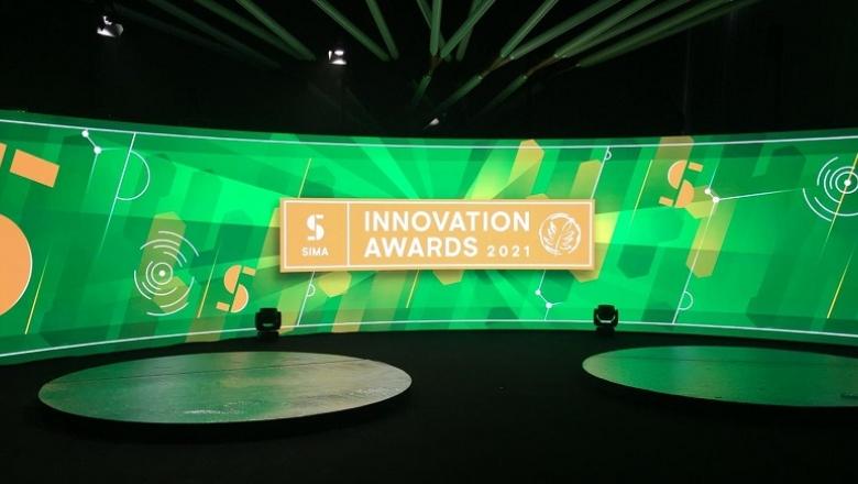 Plateau tournage SIMA Innovation Awards 2021