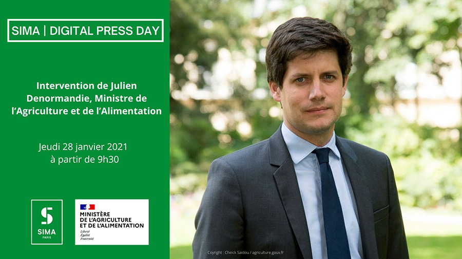 Intervention de Julien Denormandie, Ministre de l'Agriculture et de l'Alimentation