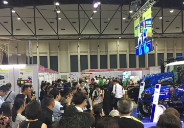 Photo du salon SIMA ASEAN 2018