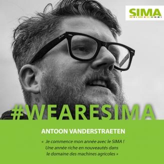 Portait Instagram d'Antoon Vanderstraeten
