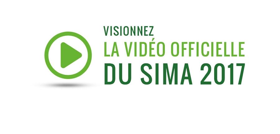 Vidéo officielle du SIMA 2017