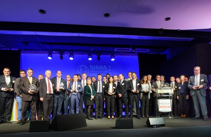 Remise des SIMA Innovation Awards 2017