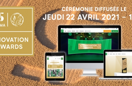 Cérémonie SIMA Innovation Awards
