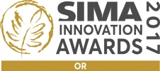 Logo médaille d'or SIMA Innovation Awards