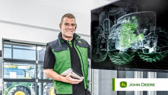 John Deere Support Connecté