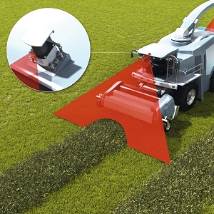 SICK - WGS (Windrow Guidance System)