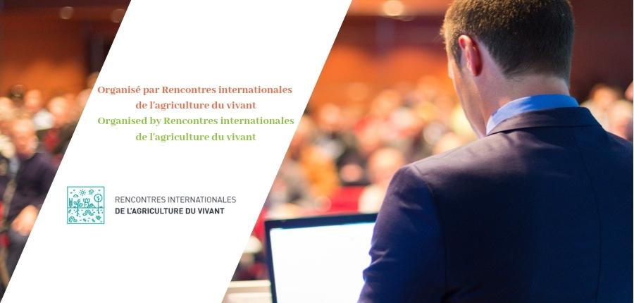 Rencontres internationales agriculture du vivant