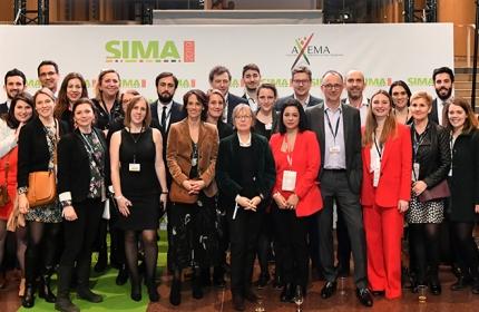Photo de l'équipe SIMA