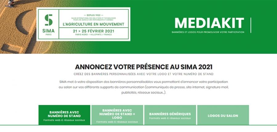 Mediakit SIMA